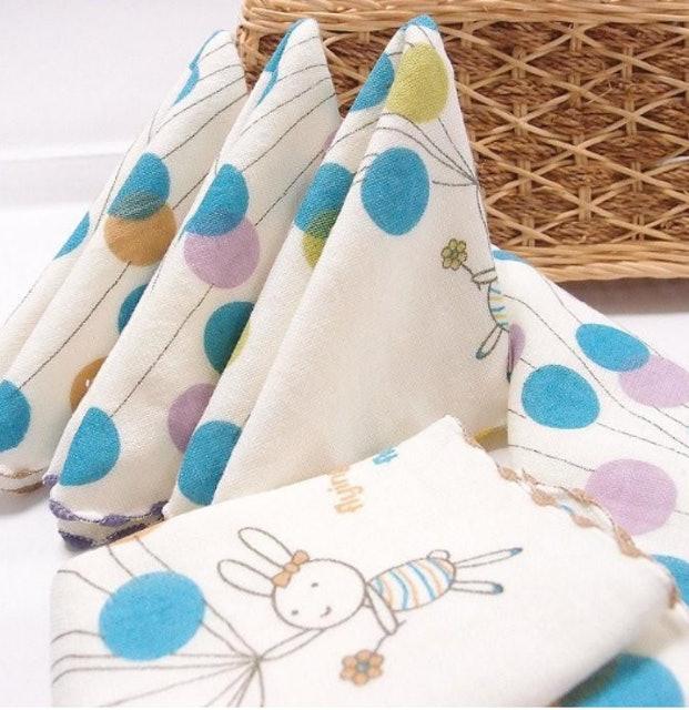 Gemini 雙星毛巾 紗布氣球小兔浴巾 1