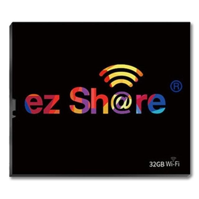ezShare易享派 Wi-Fi CF卡 1