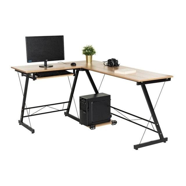 時尚L型電腦桌 1