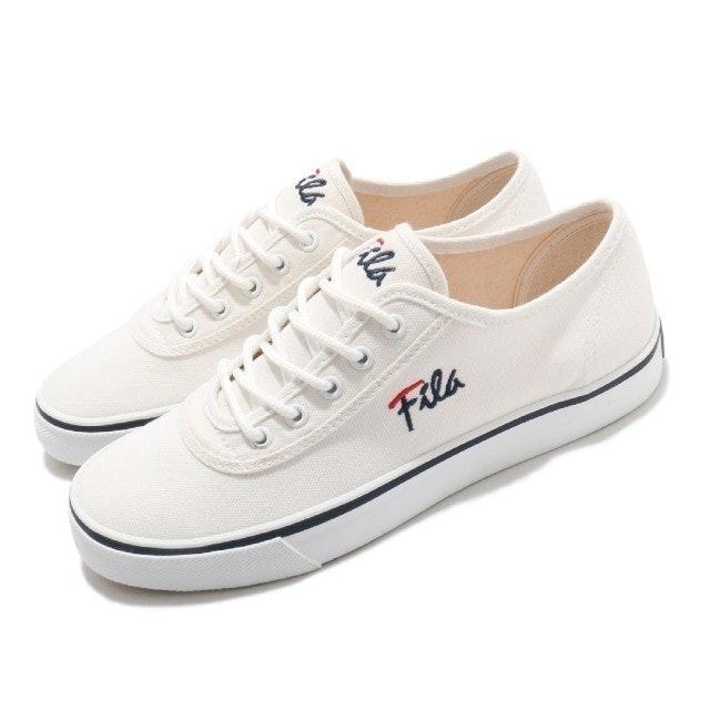 FILA 刺繡帆布鞋 1