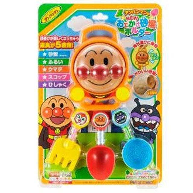 JoyPalette  麵包超人挖沙玩具組 1