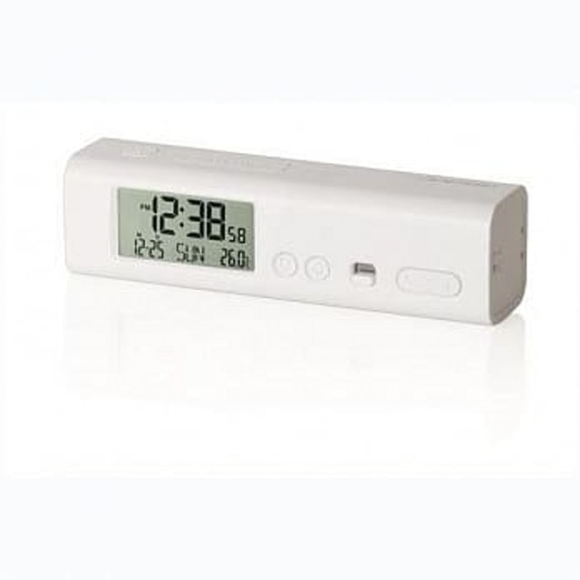 無印風 攜帶型電波時計 1