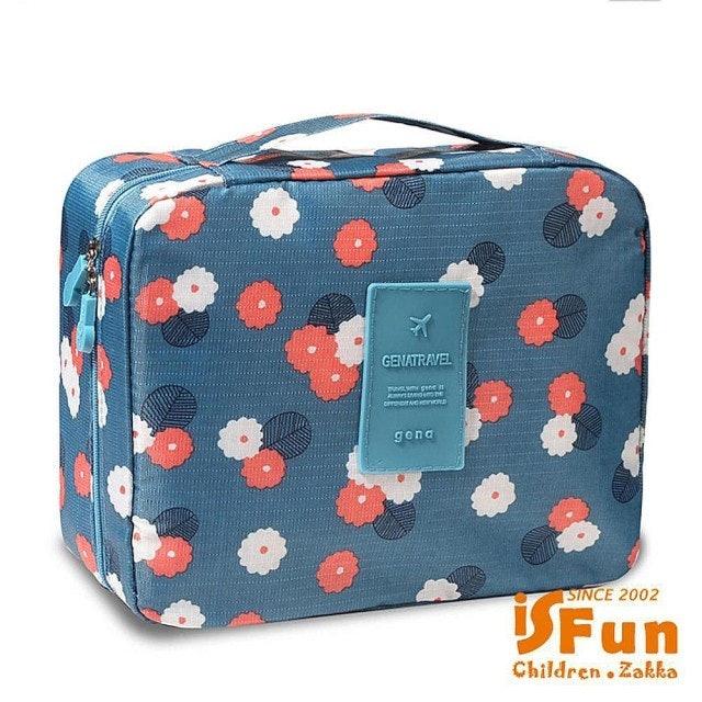 iSFun  旅行盥洗化妝箱包 1