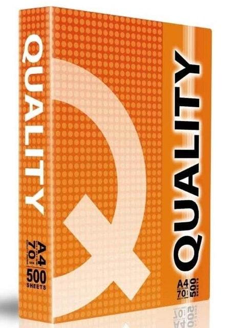 Quality Orange 高白影印紙 1