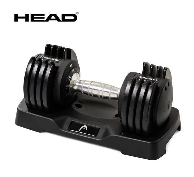 HEAD 快速可調式啞鈴 1