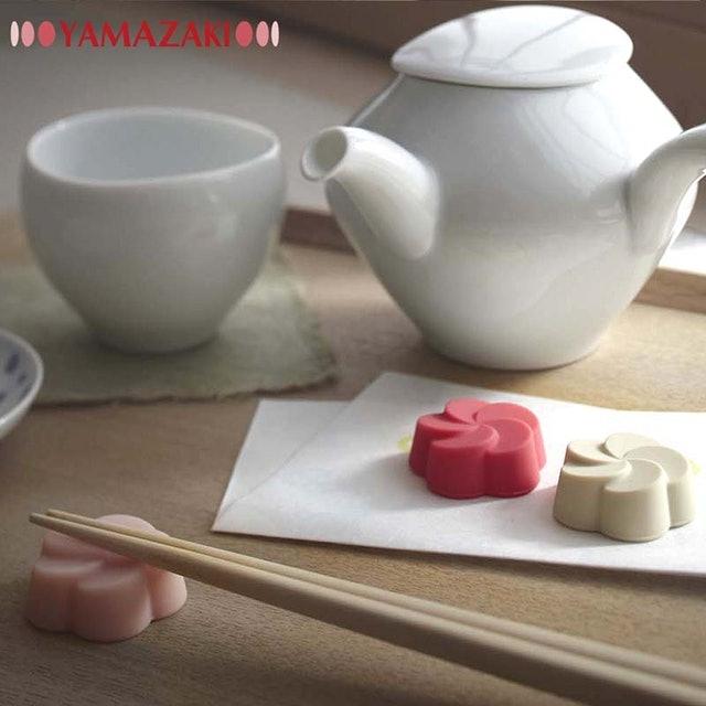 YAMAZAKI  和菓子筷架 1
