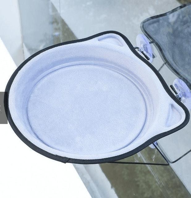 窗邊吸盤式貓鍋吊床 1