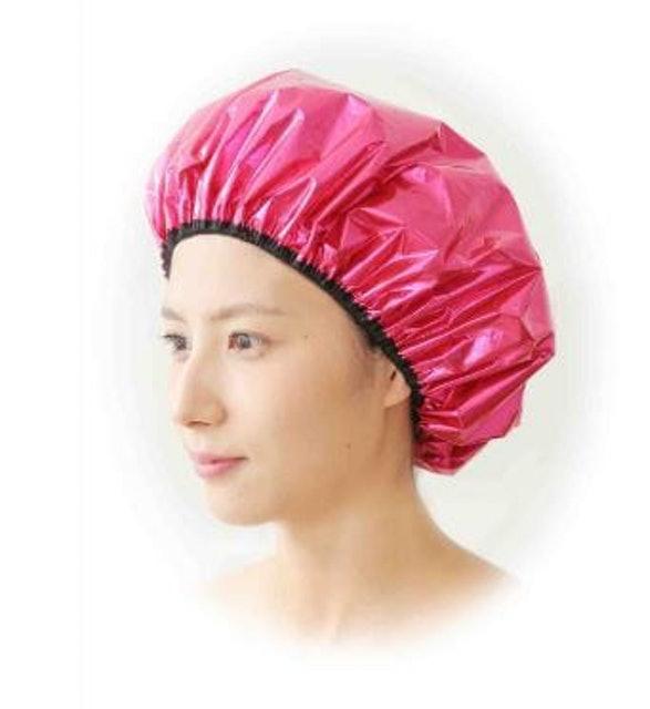 日本 LAUREL  護髮浴帽 1