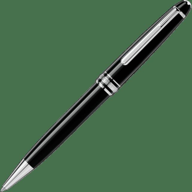 MONTBLANC萬寶龍 大師傑作(大班)鍍鉑金經典原子筆 1