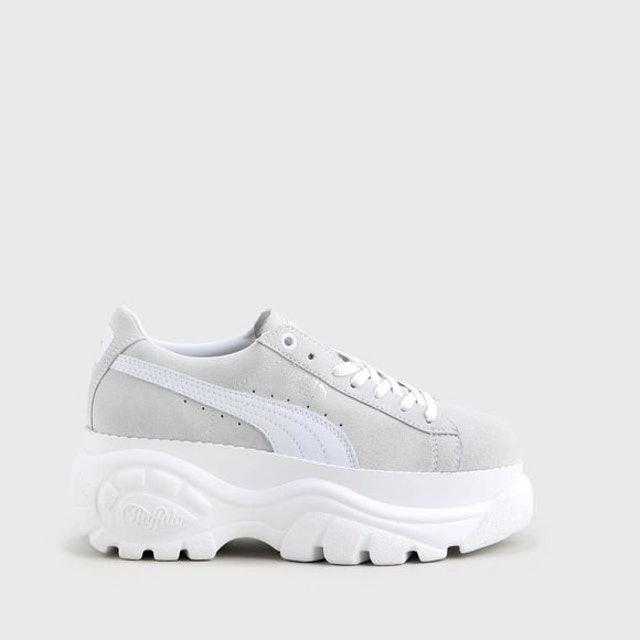 BUFFALO  LONDON PUMA SUEDE 超厚底鞋 1