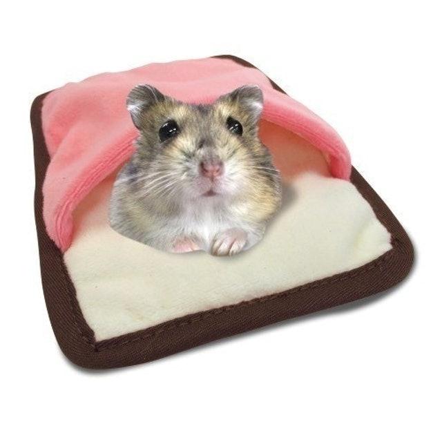 Marukan 小動物專用保暖吊床 1