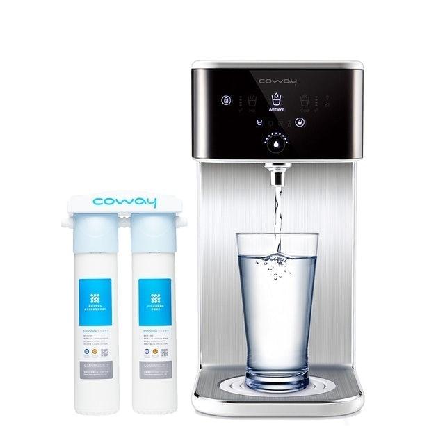 Coway 淨智控飲水機 冰溫瞬熱桌上型 1