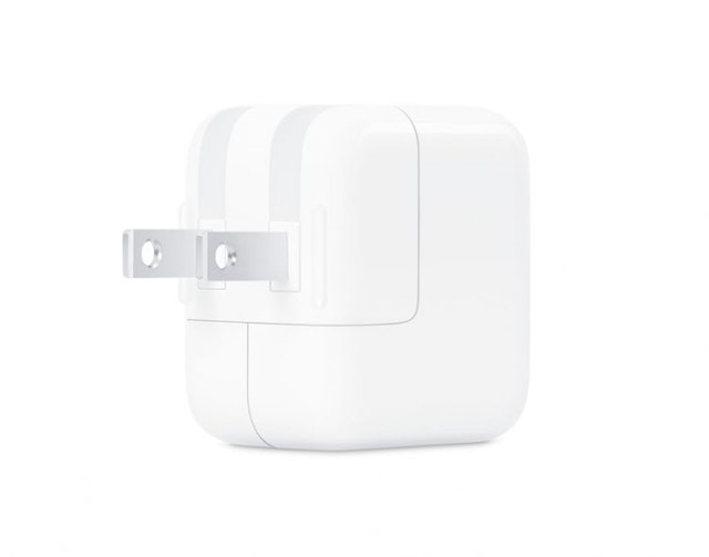 Apple  12W USB 電源轉接器  1