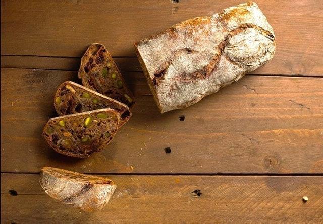 味覺的感動 紅酒禮物麵包 1