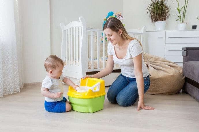 使用幼兒學習便器的好處