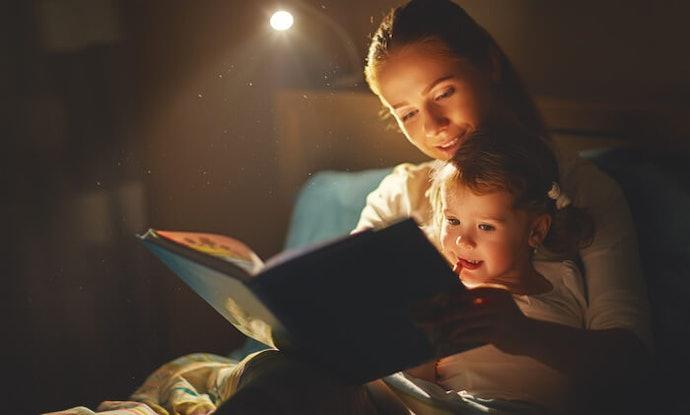睡前閱讀使用,推薦較小的尺寸