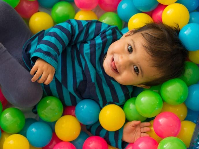 能提升安心感的安全玩具標章