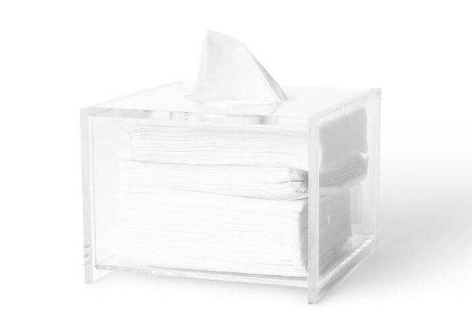 確認可容納的面紙張數,以及補充時的便利性