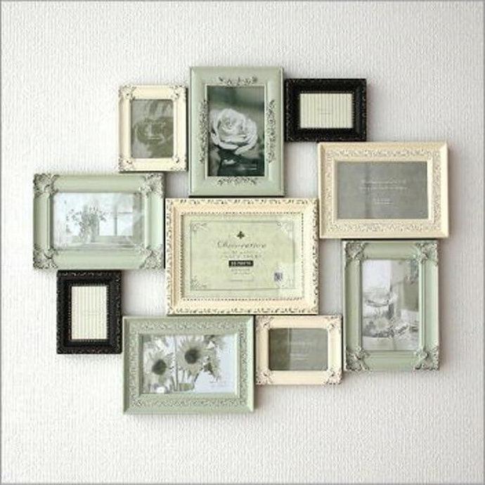 依擺放方式與照片風格,來選擇「壁掛式」或「直立式」的商品