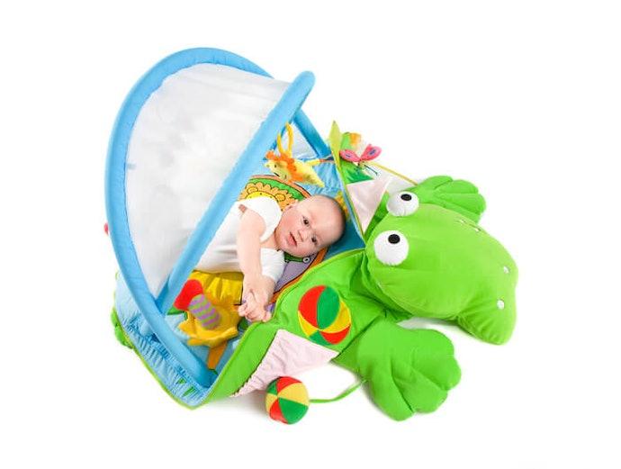 試著找出寶寶感興趣的造型樣式