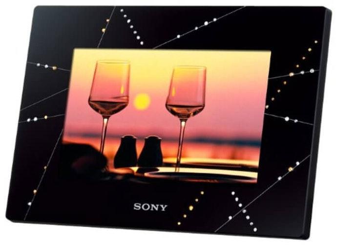具有裝飾性的「數位相框」也很不錯