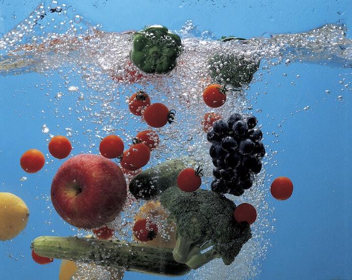 選擇能有效去除農藥的強鹼性商品