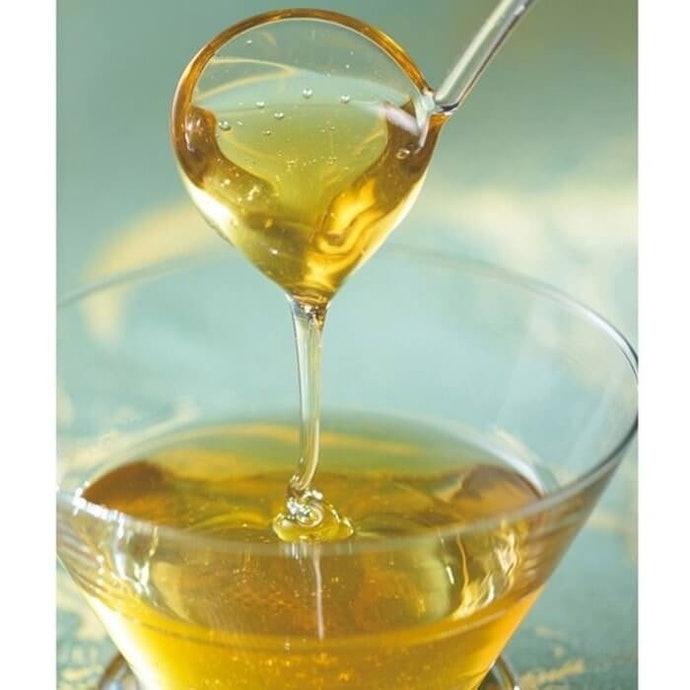 推薦使用高純度「洋槐蜂蜜」所製的香皂