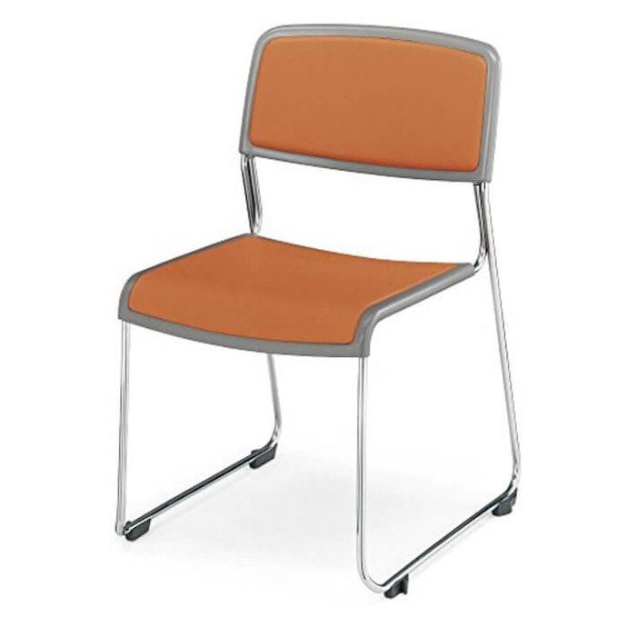 折疊椅中常見的「環狀椅腳」