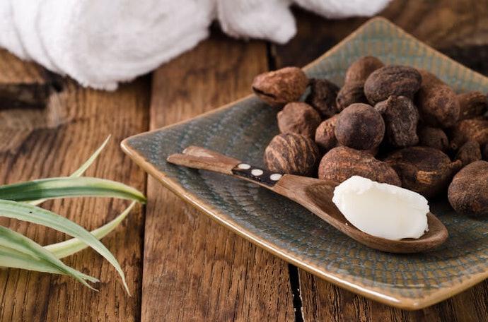 能溫和修護曬後肌膚的「乳油木果油」