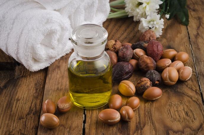 罕見而珍貴的「摩洛哥堅果油」