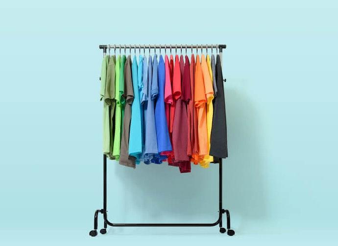 確認可收納的衣物數量