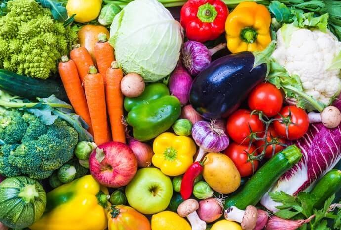 確認所含的蔬菜成分