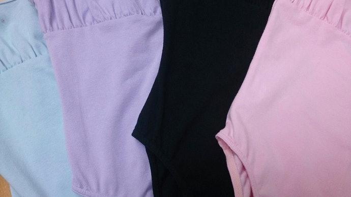 棉質:觸感舒適,親膚性佳