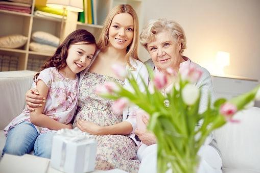 作為母親節或慶祝時的贈禮
