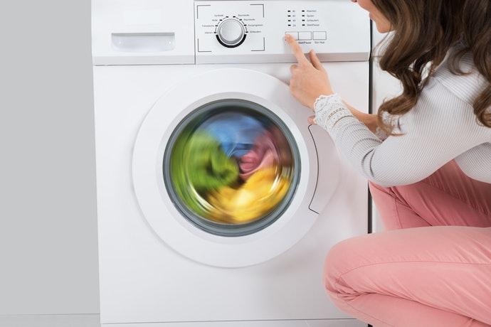 可用洗衣機洗滌的款式最省力!