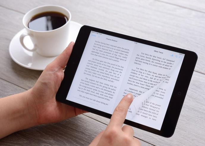 即時又方便的電子書也是一種好選擇!