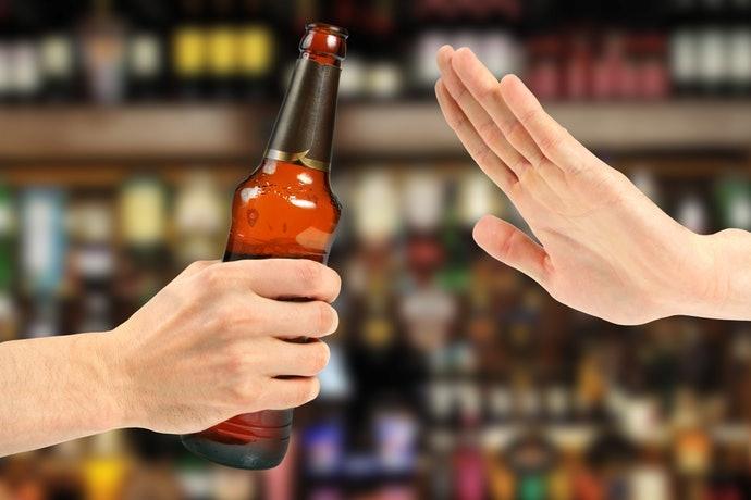 酒精過敏更要小心