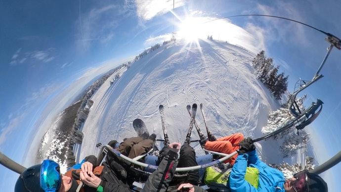 360°相機的魅力以及各種用途