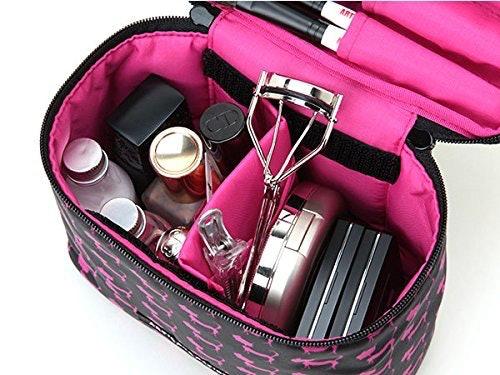 手提化妝包的便利使用法