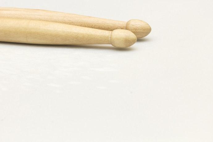 鼓棒頭材質大不同
