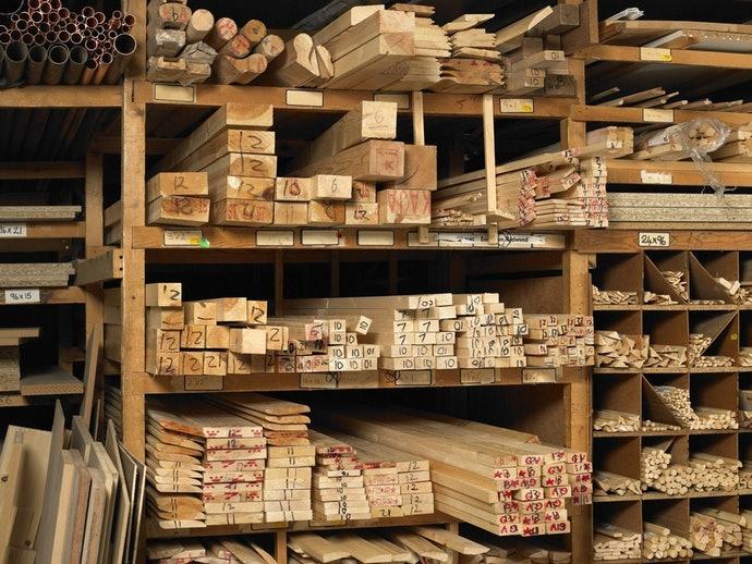 木材的差異造就不同的音色