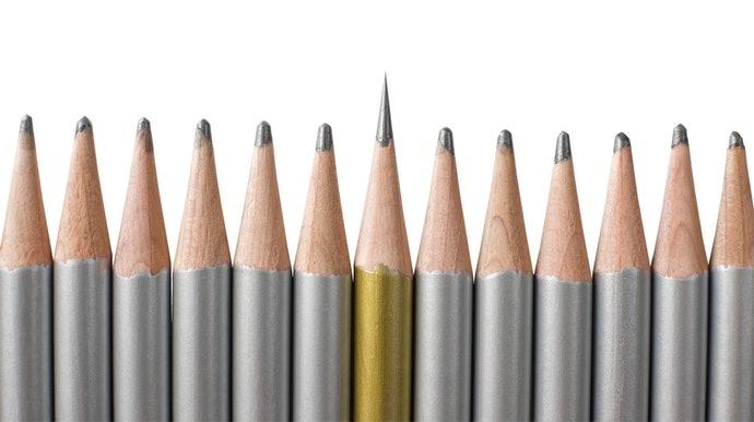 可依照用途調整筆芯粗細的款式更佳