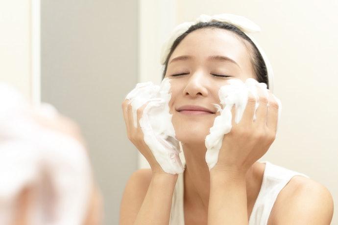 純皂:對肌膚低刺激