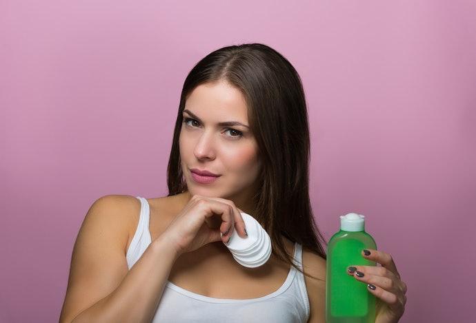 選購前務必進行皮膚過敏測試