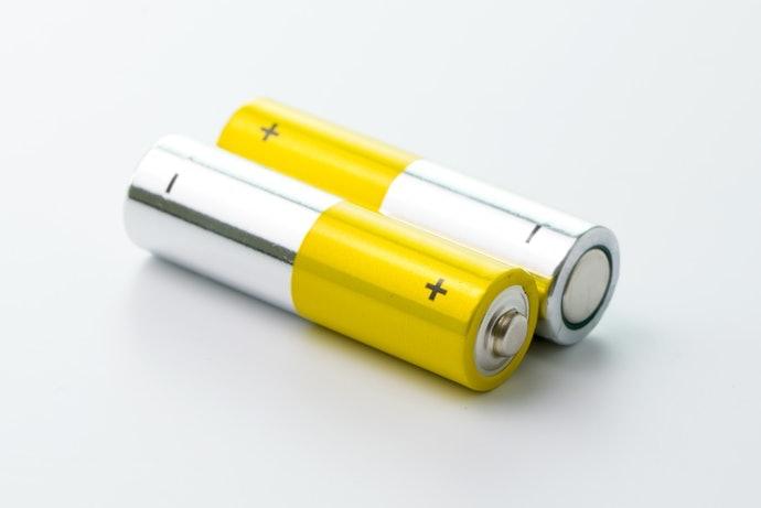 確認是否需要電池