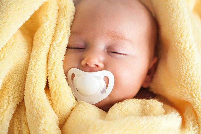 嬰兒浴巾用途無限,甚至能哄寶寶入睡
