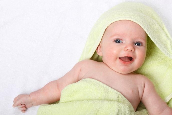 嬰兒浴巾是必需品嗎?