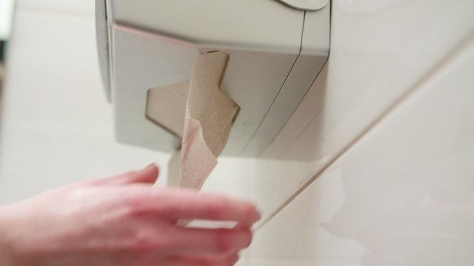 確認抽取及補紙時是否流暢、方便