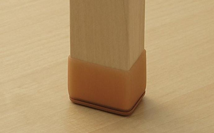 椅腳為「橢圓形」、「長方形」或「不規則形狀」