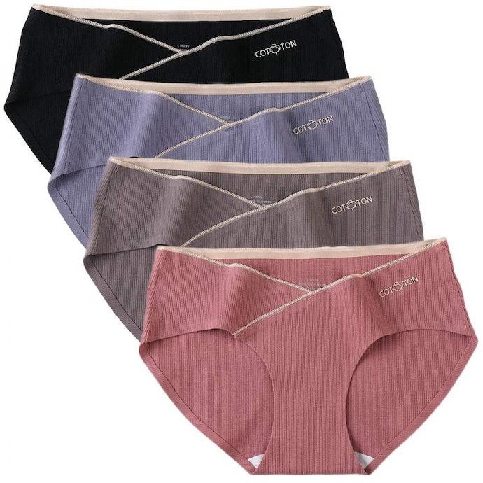 「V型托高」或「羅紋織法」款式可提升服貼感